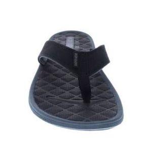 Body Glove 10 Flip Flop Sandals Black Montego NWT